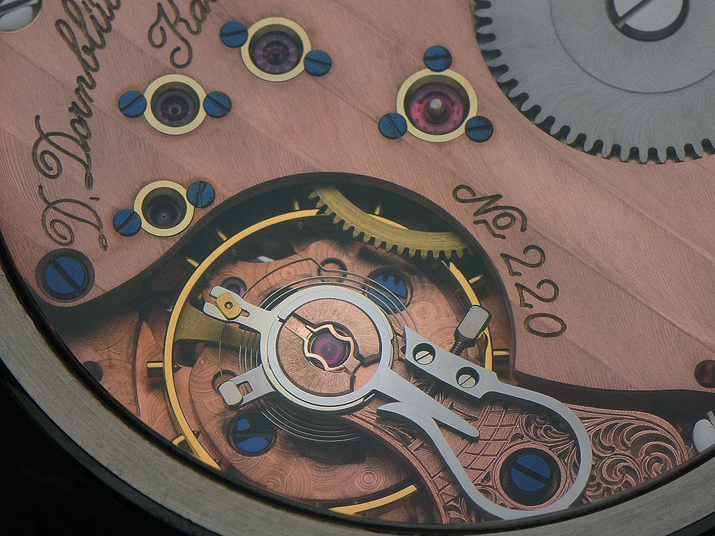 Mekaniska klockor